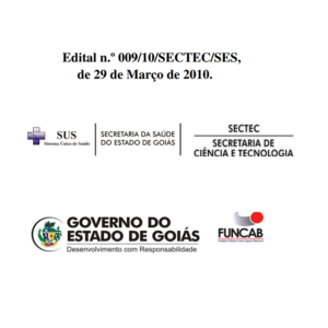 Concurso SES-GO 2010 - Funcab, Governo do Estado de Goiás